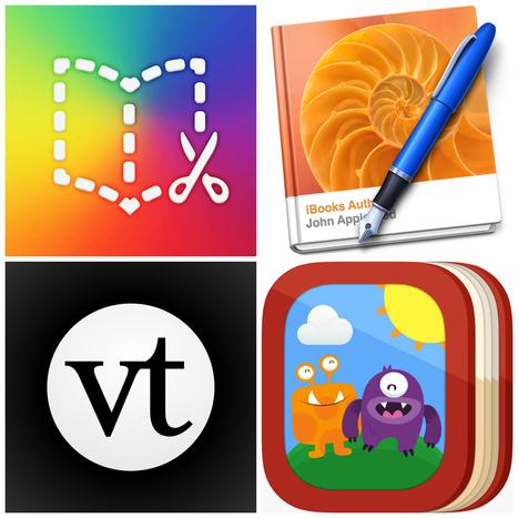 4 Tips for Student-Created Digital Books   Digital Textbooks K12   Scoop.it