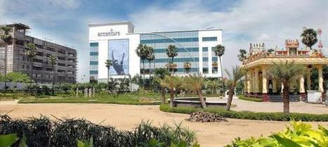 Accenture ranked 1st as 'most sought after employer brand' in India - Hindu Business Line | Brand is what brand does | Scoop.it