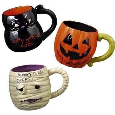 Amazon.com: Halloween Mug Collection | Halloween Crafts, Decorations, Costumes And Treats | Scoop.it