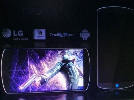 LG Nexus 5 : une image et des spécifications ?! | GADGETS HITECH | Scoop.it