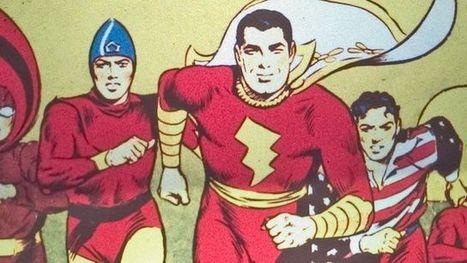 15 000 comics à télécharger gratuitement (et légalement) | Coupures de presse | Scoop.it