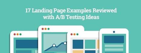 Landing Page Examples | SoShake | Scoop.it
