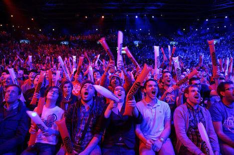 Paris Game Week : cinq questions sur l'e-sport - Le Monde | Blogs de billard | Scoop.it