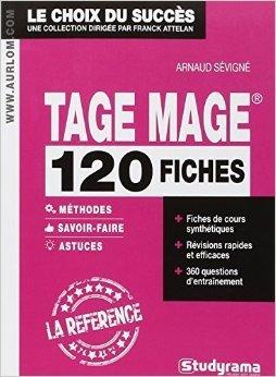 Le TAGE MAGE : 120 fiches méthodes, savoir-faire, astuces | Nouveautés | Scoop.it