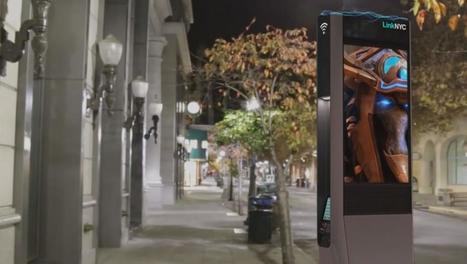 New York abandonne les cabines téléphoniques pour des bornes wifi   Vivre en ville   Scoop.it