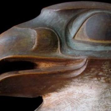 Rare Tlingit war helmet uncovered in museum store | Past Horizons | Kiosque du monde : Amériques | Scoop.it