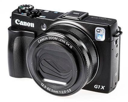 Additional Canon G1 X II Photos Leaked | Photography | Scoop.it