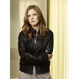 Caprica Lacy Rand Magda Jacket | T.V Series Celebrity Jackets | Scoop.it