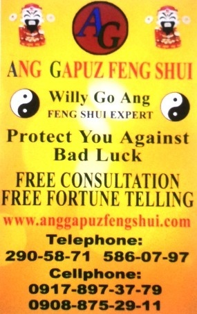 FENG SHUI MANILA FREE CONSULTATION BY FENG SHUI MR. ANG | PHILIPPINE FENG SHUI EXPERT MR. ANG OFFER FREE CONSULTATION | Scoop.it