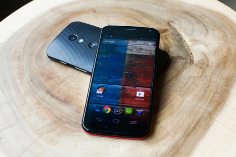 The Inside Story of the Moto X: The Reason Google Bought Motorola | Do The Robot | Scoop.it