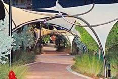 Avail The Services Of Tensile Structure Manufacturer For Long Lasting Results And Years Of Warranty | kuldeepmalviya | Scoop.it