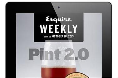 A third read tablet magazines 'cover to cover' - Media Week (registration) | Media Audits | Scoop.it