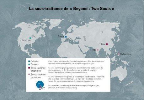 Jeux vidéo : cartographie d'une industrie mondialisée, par Guillaume Barou (Le Monde diplomatique, décembre 2013)   Les jeux vidéo   Scoop.it