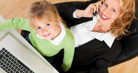 Les PME françaises arrivent en tête des entreprises favorisant le télétravail.   E-Mind : Matérialise vos idées   Scoop.it