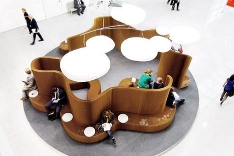 Meble z tektury | Office furniture | Scoop.it