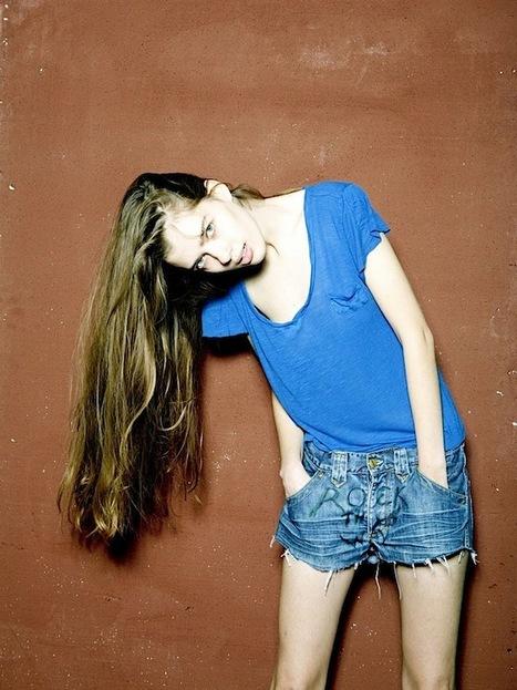 [newly on website!] Maria T. (a.k.a. Marya Timonina) @ Idole Model Management | web | Scoop.it