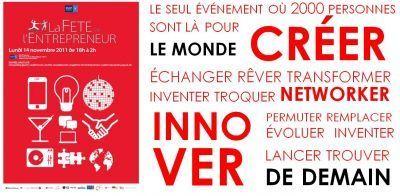 Auto-Entrepreneur : 3 salons pour entreprendre en novembre ... | Le Statut d'auto-entrepreneur | Scoop.it