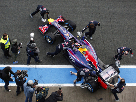 F1: Red Bull and McLaren at legal loggerheads - GMA News | Ethics In Sports | Scoop.it