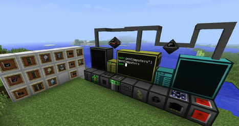 PixeledMe Minecraft | OpenComputers Mod Minecraft 1.7.4 / 1.7.2 | topic? | Scoop.it