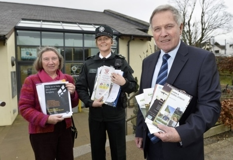 New initiative launched aimed at tackling rural crime in Lisburn | TRACKER UK | Scoop.it