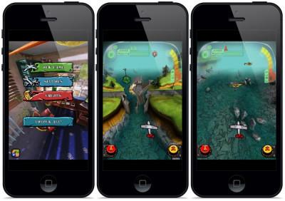 Jet Raiders dla iPhone'a i iPada czyli River Raid w 3D. Gry dla ... | Jailbreak iOS6 | Scoop.it