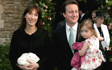 David Cameron left daughter in pub | Culture, black and hidden energy of companies | Scoop.it