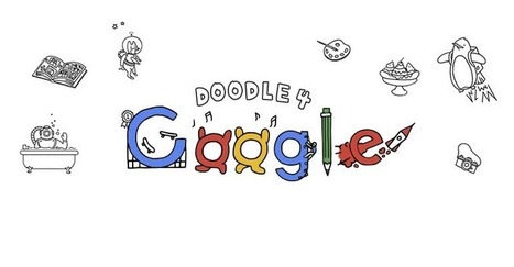 Everything You Need to Know about the 2015 Doodle 4 Google Contest! | digital divide information | Scoop.it