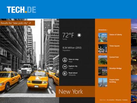[Lesetipp] Windows 8.1: Update ab sofort im Handel | Bildungstechnologien | Scoop.it