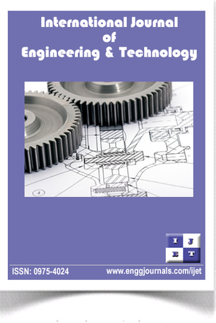 IJET (International Journal of Engineering and Technology) | Learning is Life | Scoop.it