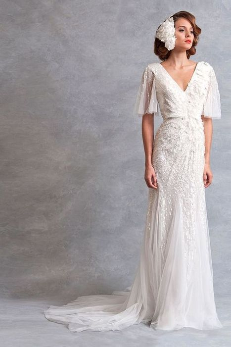 Non-traditional Wedding Dresses - Dresseseveryday   gbridal   Scoop.it