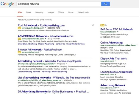 How to Choose the Right Display Advertising Network - Business 2 Community | Measuring Online Display Advertising | Scoop.it