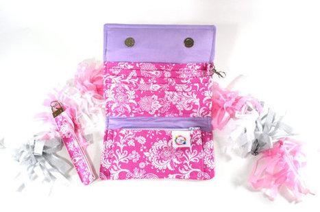 Female Wallets, Trifold Wallets, Ladies Wallets, Fabric Wallet, Wristlet Purse, Clutch Wallets, Stylish Wallets, Women's Wallet | Tramp Lee Designs Bags | Scoop.it