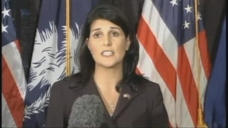 Court finds S.C. Gov. Nikki Haley violated civil rights by arresting Occupy protesters | Daily Crew | Scoop.it