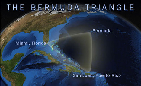What is the Bermuda Triangle? | Mysteries of the Unknown | Scoop.it