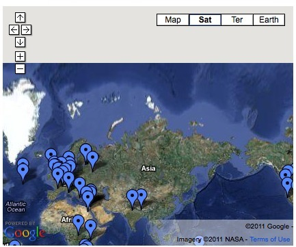 60 geo-referenced virtual tours/webcams | AP Human Geography Education | Scoop.it