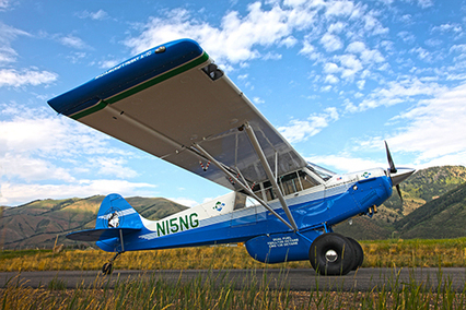 Compressed Natural Gas-powered Aircraft Unveiled at EAA AirVenture | A visionary approach | Scoop.it