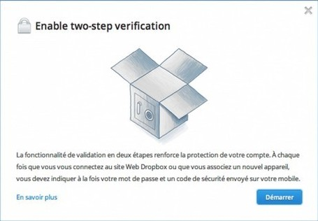 Dropbox renforce la sécurité | Apple, Mac, iOS4, iPad, iPhone and (in)security... | Scoop.it