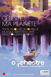 Céleste, ma planète | Orchestre National d'Île de France | Céleste | Scoop.it