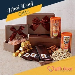 What can be an Impressive Bhai Dooj Gift for Dearest Sis?   Buy Gifts & Flowers online   Scoop.it