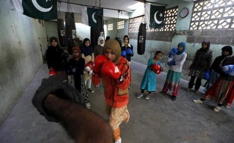 In Pakistan, young female boxers punch through gender barriers | A Voice of Our Own | Scoop.it