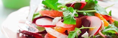 Le risque cardiovasculaire diminué de 30% chez les végétariens | Nutrition, Santé & Action | Scoop.it