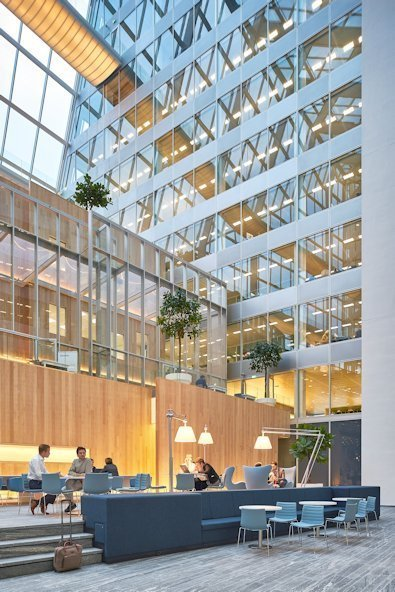 The Edge, Amsterdam   Workplace Evolution   Scoop.it