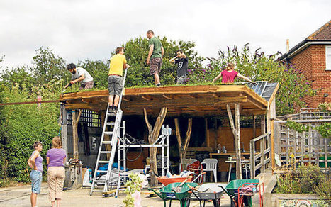 Gardening against the Odds: community gardens sprout up  - Telegraph | Sustainability & Community Resilience | Scoop.it