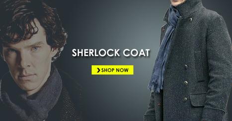 Sherlock Holmes Coat | celebrities suits | Scoop.it