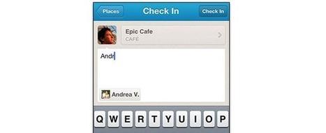 Facebook autorise l'identification d'amis pour les applis Open Graph | Social Media Curation par Mon Habitat Web | Scoop.it