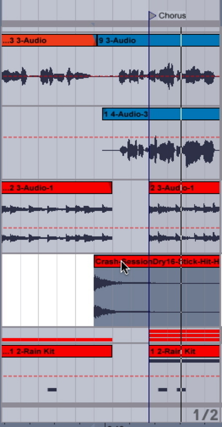 Exciting Transitions using Reverse Cymbals in Ableton Live | Music Creation and Tools | Scoop.it