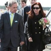 Cristina Fernandez : One Vulture to Another at G20 summit | Culture, Humour, the Brave, the Foolhardy and the Damned | Scoop.it