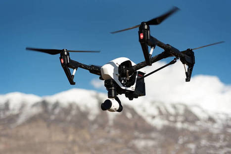 Open Innovation Contest: AES seeking drones to improve safety & availability of its plants   Engineering, basic research,and  technology transfer   Scoop.it