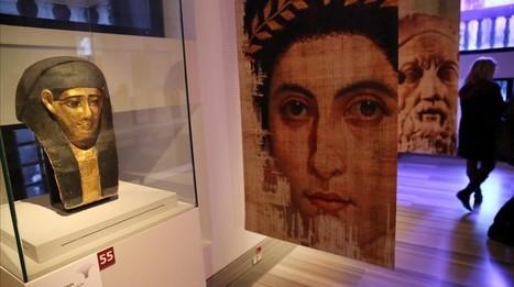 Maldiciones en papiro en la exposición 'Les flors del faraó' | Egiptología | Scoop.it