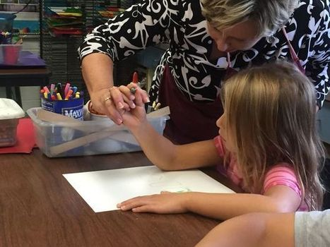 Losing our grip: More students entering school without fine motor skills | Research in Education | Scoop.it
